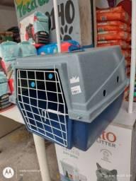 Caixa de transporte para cão ou gato padrão viagem