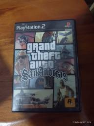 GTA sandreas original ps2
