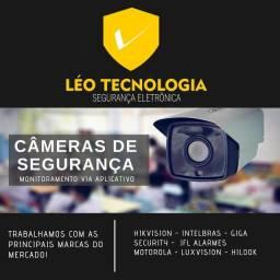 Título do anúncio: Léo Tecnologia - Segurança eletrônica