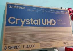Tv Samsung 50 polegadas 4k UHD...