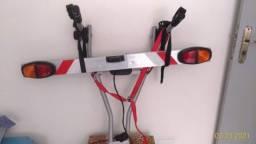 Rack Transbike Eqmax Suporte para até 2 Bikes / Régua Sinalização