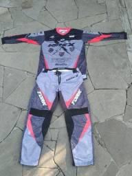 Kit roupas Motocross e Trilha