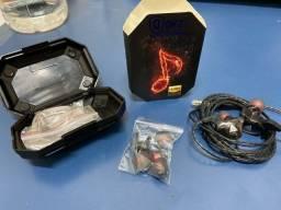 FONE INTRA Auricular QKZ AK6 para retorno