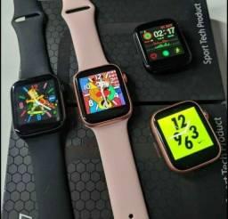 Relógio Smartwatch X7 / Troca Foto / Faz Ligações e Notificações ( novo )