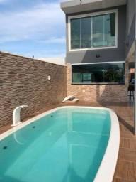 Casa Com Deck Para Lancha e Linda Vista Para o Morro São João!