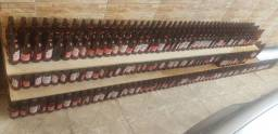 Vendo garrafas long neck vazias