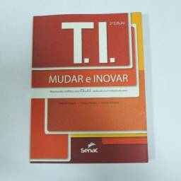 Livro T.I. - Mudar e inovar - resolvendo conflitos com ITIL (Português)