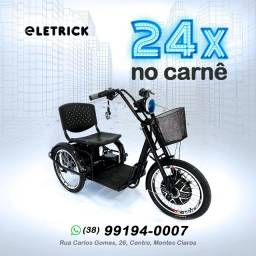 triciclo elétrico eco