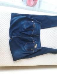 Calça jeans semi nova nr 52
