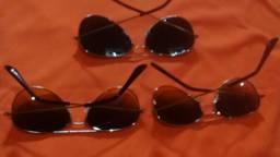 Título do anúncio: Óculos aviador infantil unisex