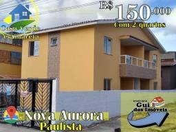 Nova Aurora, Paulista - 150 mil
