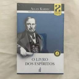 O livro dos espíritos- Allan Kardec (Ed. Econômica da FEB)