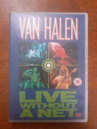 DVD Van Halen, live without a net