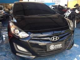 Hyundai I30 2.0 Flex Preto 2014 Autom+Câmera de Ré+Completo e Lindo!!!