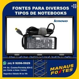 Título do anúncio: Fonte Notebook Lenovo Ponta Fina