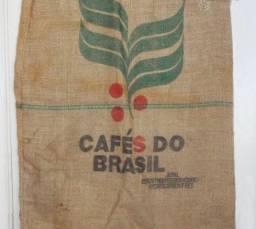 Saco Juta Café 2J 98X71 Bourbon - Sacos Novos em Fardos