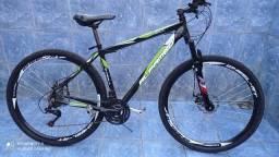 Bicicleta aro 29 alfameq para sair rápido