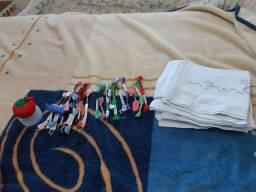 Vendo kit de bordado