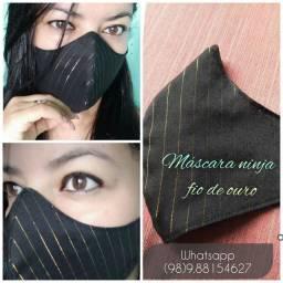 Confecciono mascaras de tecidos
