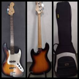 Jazz Bass Squier By Fender - Affinity Series
