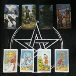 Cartas de Tarot e baralho Tábua dos Reis - consulta, leitura e tiragens
