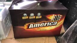 Baterias América 60 amp