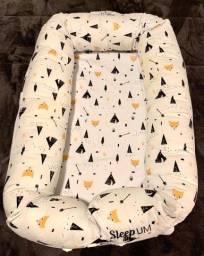 Bercinho portátil Ninho para bebê - Biramar