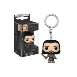 [Novo] Funko Jon Snow Game of Thrones Chaveiro