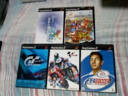 Jogos PS2 & PS3