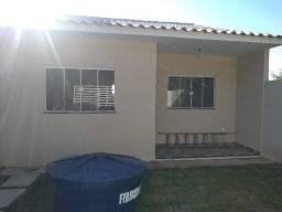 Casa nova no Areal com quintal RGI oportunidade única