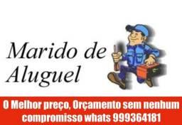 MARIDO DE ALUGUEL E PEQUENOS FRETES EM LONDRINA E REGIÃO