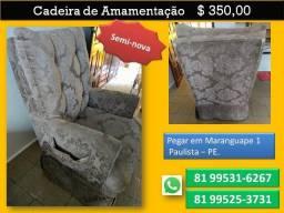Cadeira de amamentação, $ 350,00