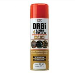 Limpa Contatos Elétricos e Eletrônicos 300ml/209g - Orbi
