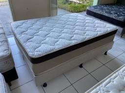 cama box casal - conforto e qualidade