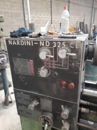 Título do anúncio: Torno Nardini ND 325 CE a venda ou troca