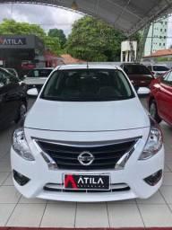 Nissan versa SL 1.6 2019 cambio automático extra!!!