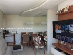 Título do anúncio: Apartamento para Venda em Salvador, Imbui, 3 dormitórios, 1 suíte, 2 banheiros, 1 vaga