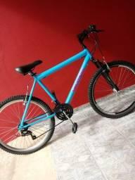 Bicicleta aro 26 recem reformafa