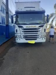 Scania P 310 Bi truk original Opticruise 2013