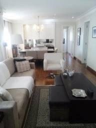 Apartamento com 4 dormitórios para alugar, 140 m² por R$ 11.000,00/mês - Moema - São Paulo