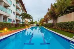 Título do anúncio: Flat com 2 dormitórios, 75 m² - venda por R$ 550.000,00 ou aluguel por R$ 500,00/dia - Por