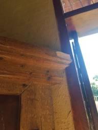 Armário de canto para sala antigo de madeira de lei