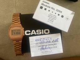Relógio Cassio rose