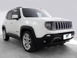 Jeep Renegade 1.8 Limited Flex 2019 Branco Completo