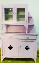 Armário de cozinha Vintage (Guarda louças )