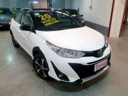 Título do anúncio: Toyota YARIS 1.5 16V FLEX X WAY CONNECT MULTIDRIVE