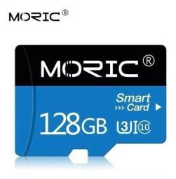 Cartão De Memória 128gb Moric Classe 10 Sdhc Micro Sd (Pronto entrega)