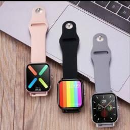 Relógio Smartwatch DT36 [Faz e recebe ligações]