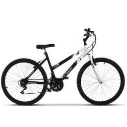 Título do anúncio: Bicicleta Aro 26 Feminina Bicolor 18 Marchas Aço Carbono Ultra Bikes (cód. gja8de4ahc)