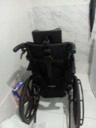 Título do anúncio: Cadeira tetraplégica ortobras nova